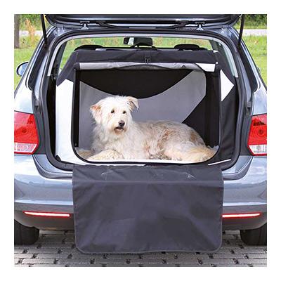 Hundetilbehør til bil - Køb hundetilbehør til bilen som gitre, måtter, tæpper