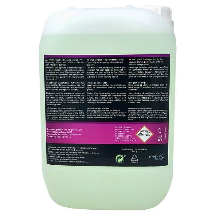 Racoon wet shield gloss 5l