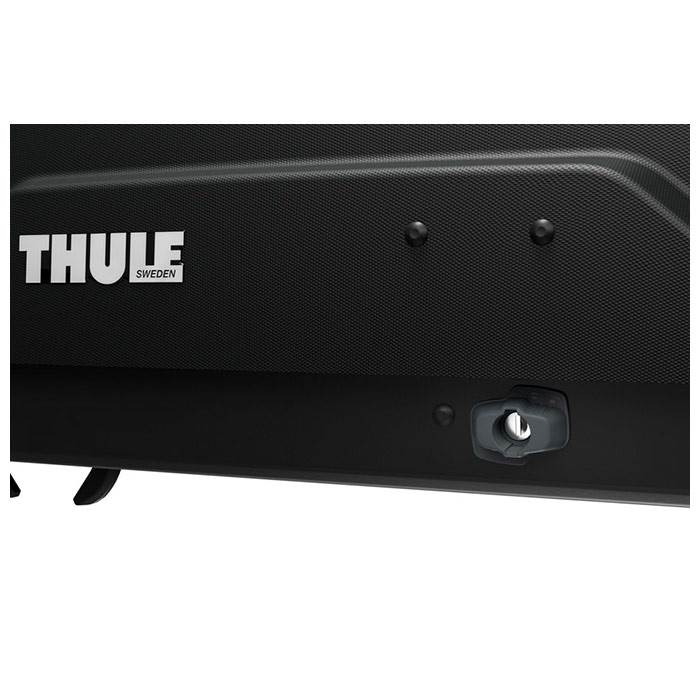 THULE FORCE XT ALPINE BLACK AEROSKIN