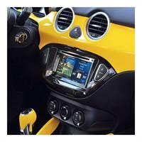 Bilstereo, multimedie og GPS