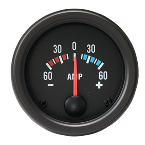 AMPEREMETER AUTO GAUGE 52MM