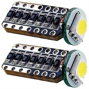 * SMD LED POS. LYS - 8000K, 3 WATT