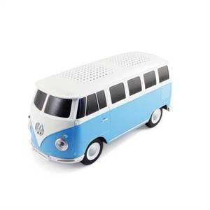 BLUETOOTH HØJTTALER, VW T1 BUS BLÅ