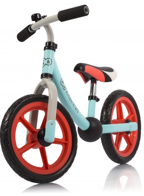 * KINDERKRAFT 2-WAY NEXT LØBECYKEL I MINT