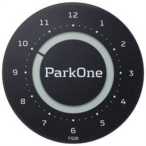 PARKONE 2 CARBON BLACK