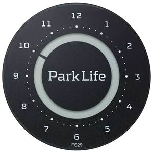 Parklife carbon black