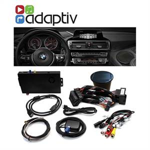 ADAPTIV MULTIMEDIA BMW - MED NAVI