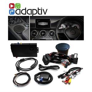 ADAPTIV MULTIMEDIA MERCEDES - MED NAVI