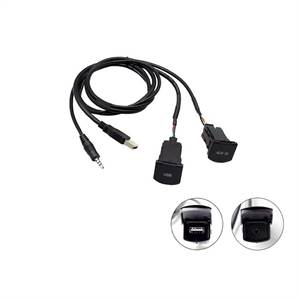 USB/aux adapter Polo 6c 2015