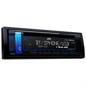JVC KD-R891BT CD/RDS TUNER M. BLUETOOTH