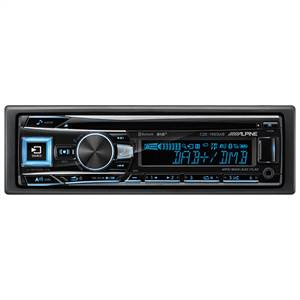 ALPINE CD/TUNER BLUETOOTH & DAB+