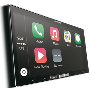 ALPINE ILX-700 APPLE CARPLAY 2-DIN 7""