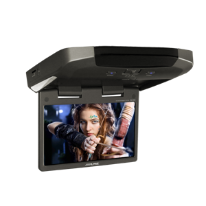 "ALPINE 10,2"" SKÆRM OM M/USB MEDIE PLAYER"