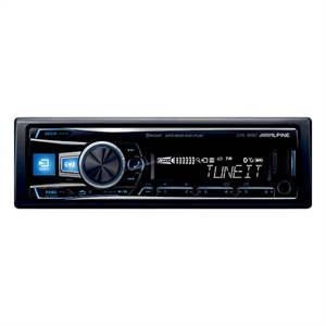 * ALPINE UTE-92BT TUNER/IPOD BLUETOOTH
