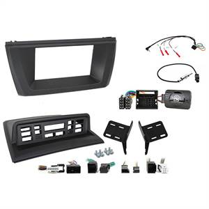 Connects2 komplet 2-DIN kit BMW X3 E83