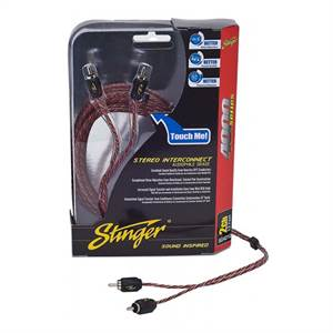 STINGER HIGH-END PHONOKABEL 0,9M