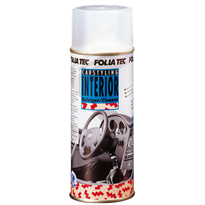 * FOAM CLEANER SPRAY 400ML