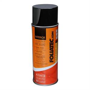 Foliatec Interiør Colour Spray Rød 400 ml