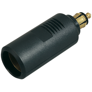 Din adapter til cigarstik 12/24v 16amp