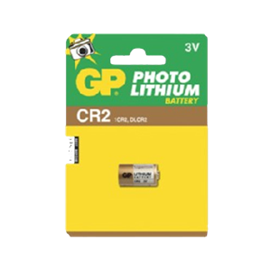 Gp cr2 batteri stk.