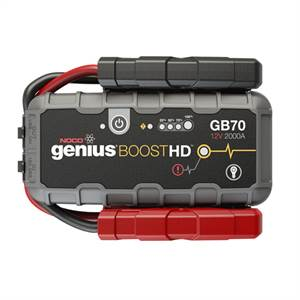 NOCO GENIUS MINI JUMPSTARTER 12V 2000A