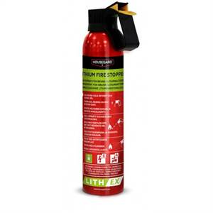 HOUSEGARD LITHIUM SLUKKESPRAY AVD 400ML