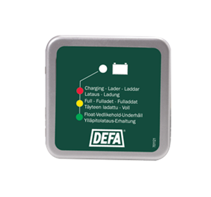 LED DISPLAY FOR 1 X 7A /15A DEFA CHARGER