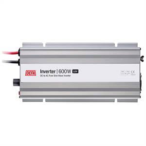 DEFA INVERTER 12V 600W, PLUGIN STIK
