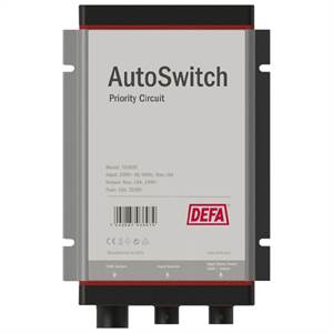 DEFA AUTO SWITCH