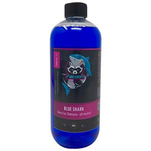 RACOON BLUE SHARK - GLOSS CAR SHAMPOO 1L