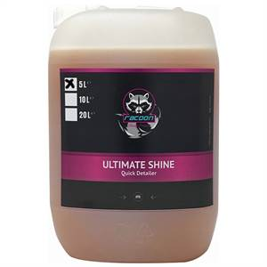 Racoon ultimate shine - quick shine detailer 5l