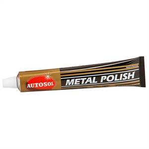AUTOSOL METAL POLISH TUBE MED 75ML