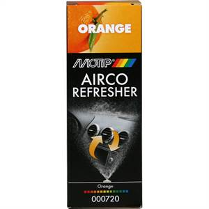 AIRCON FRISKER ORANGE 150ML