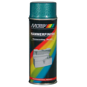 Hammerlak spray 400ml blå
