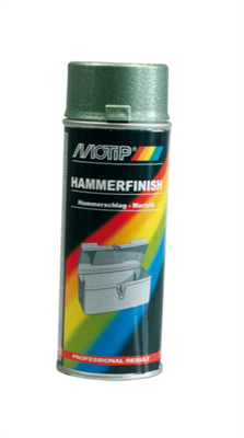 HAMMERLAK SPRAY 400ML GRØN