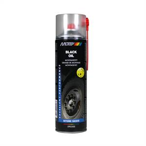 BLACK OIL 500 ML