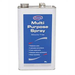 * COMMA MULTIPURPOSE SPRAY 5 L