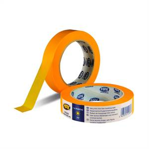 HPX MASKING TAPE ORANGE 19MM X 50M