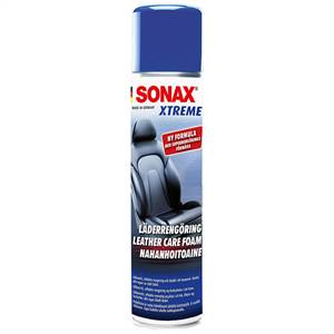 SONAX XTREME LEATHER CARE FOAM 320ML