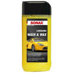 SONAX WASH & WAX - 500ML