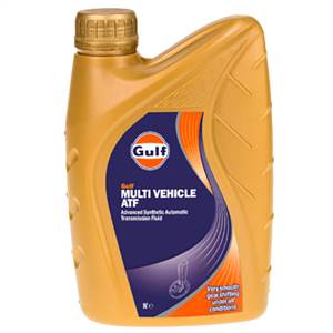 Gulf Multi-Vehicle  Aut. Gearolie  1 Liter