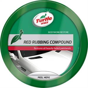 TURTLE RUBBING COMPOUND 250 ML
