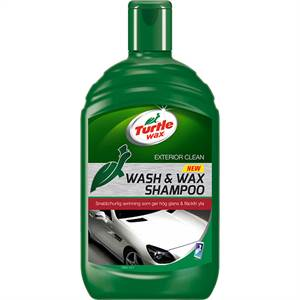 Turtle wash og wax shampoo 500 ml