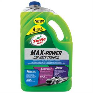 Turtle max power autoshampoo 1,42L