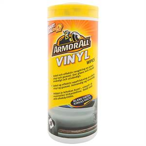 Armor all vinyl wipes 36stk