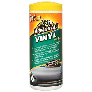 Armor all vinyl wipes matt 36stk