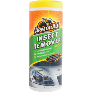 Armor all insect remover wipes