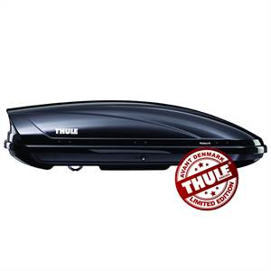 THULE MOTION M BLACK AEROSKIN