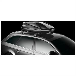 THULE TOURING S - BLACK GLOSSY