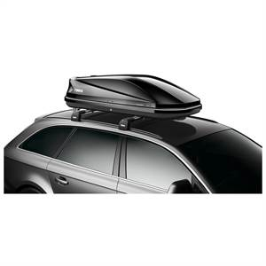 THULE TOURING TAGBOKS 400L BLACK GLOSSY
